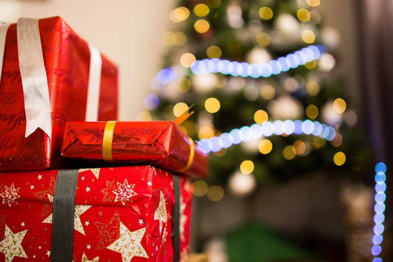 Compras de Natal notícia