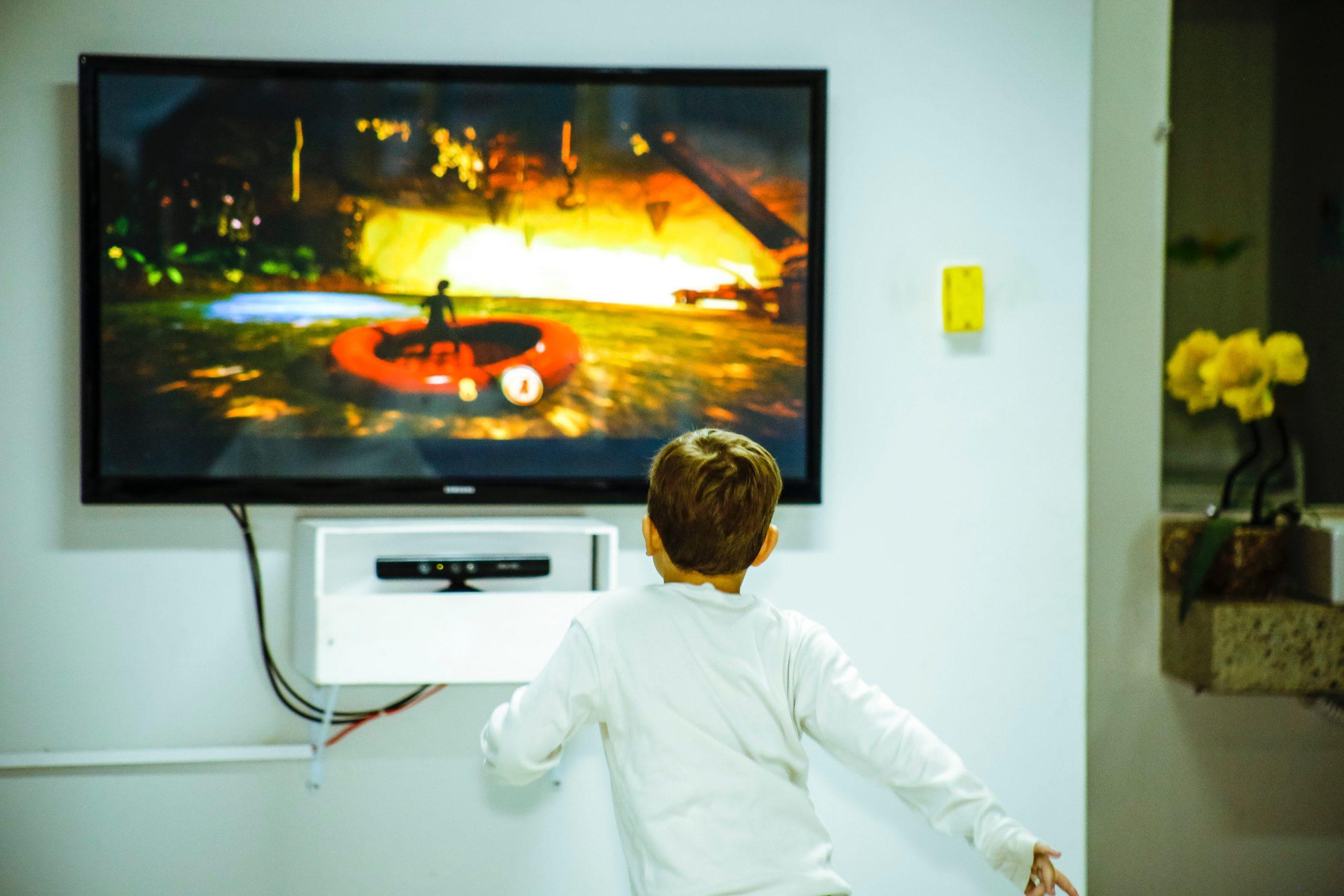 Crianças e TV