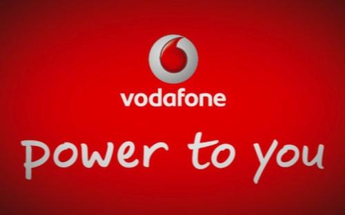 """Com um nova assinatura – """"Power to you"""" – a Vodafone irá investir 6 milhões de euros na divulgação em Portugal da nova imagem global da marca."""