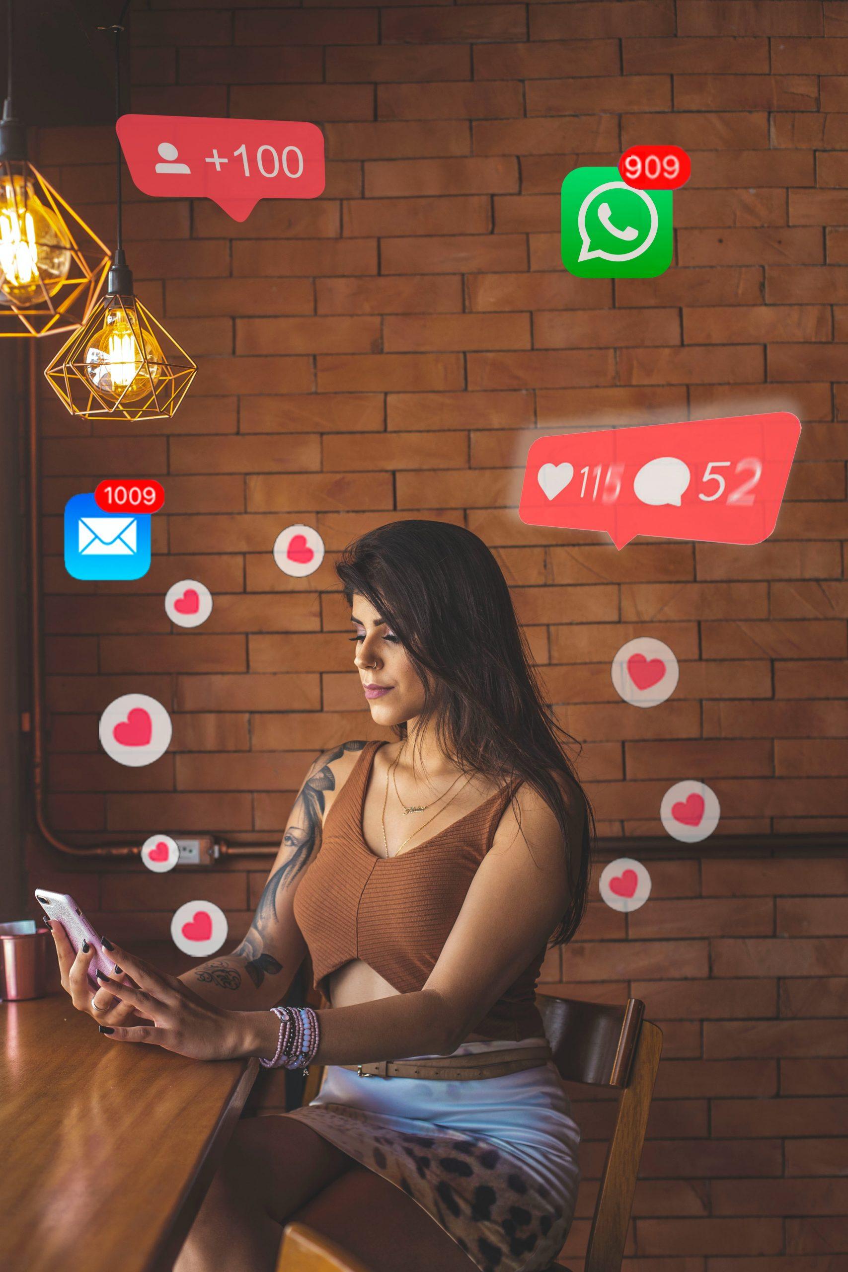 Perto de um milhão e meio de portugueses usam redes sociais