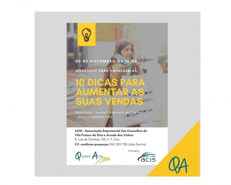 Workshop Vila Franca de Xira