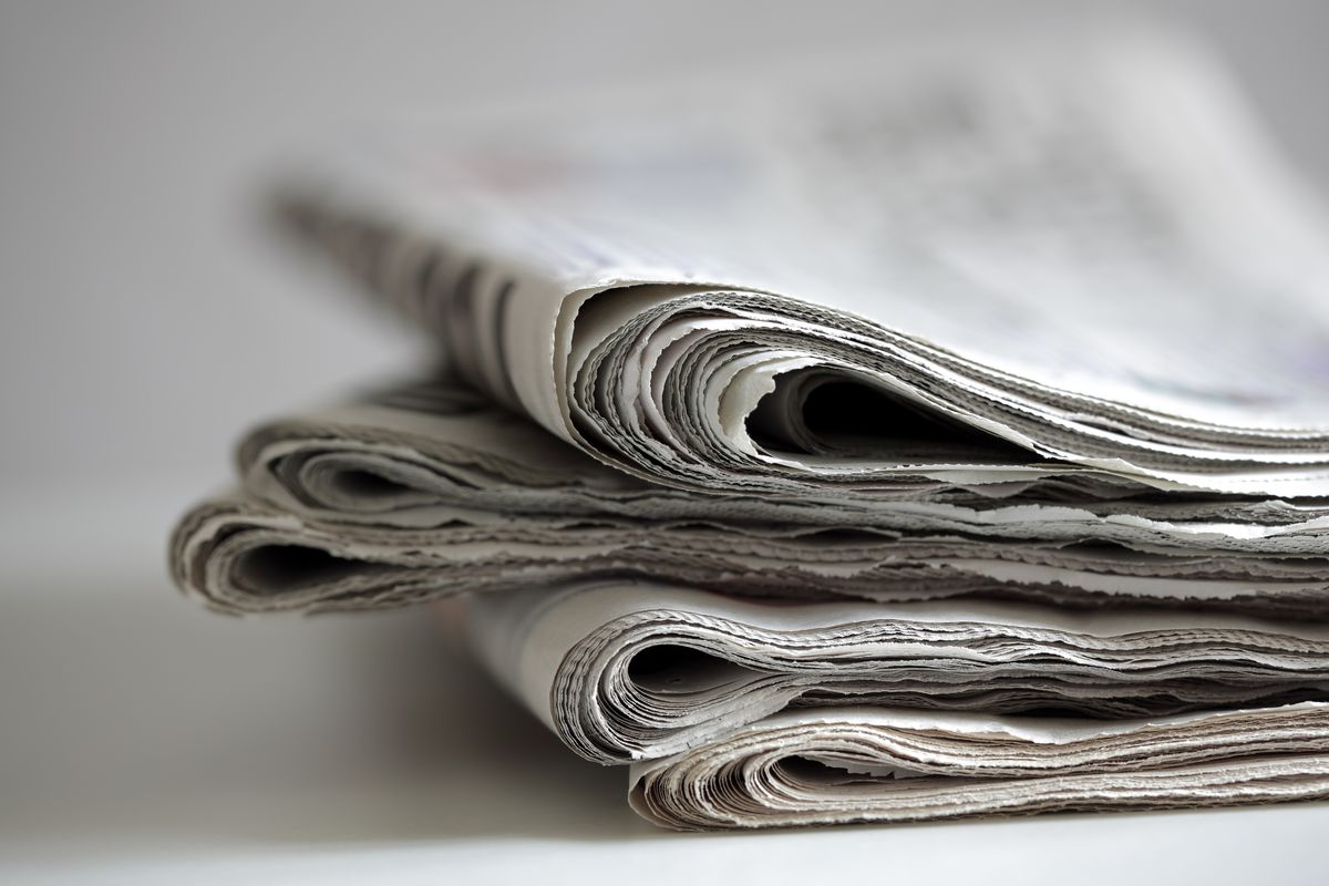 Newspapers that aren't dying
