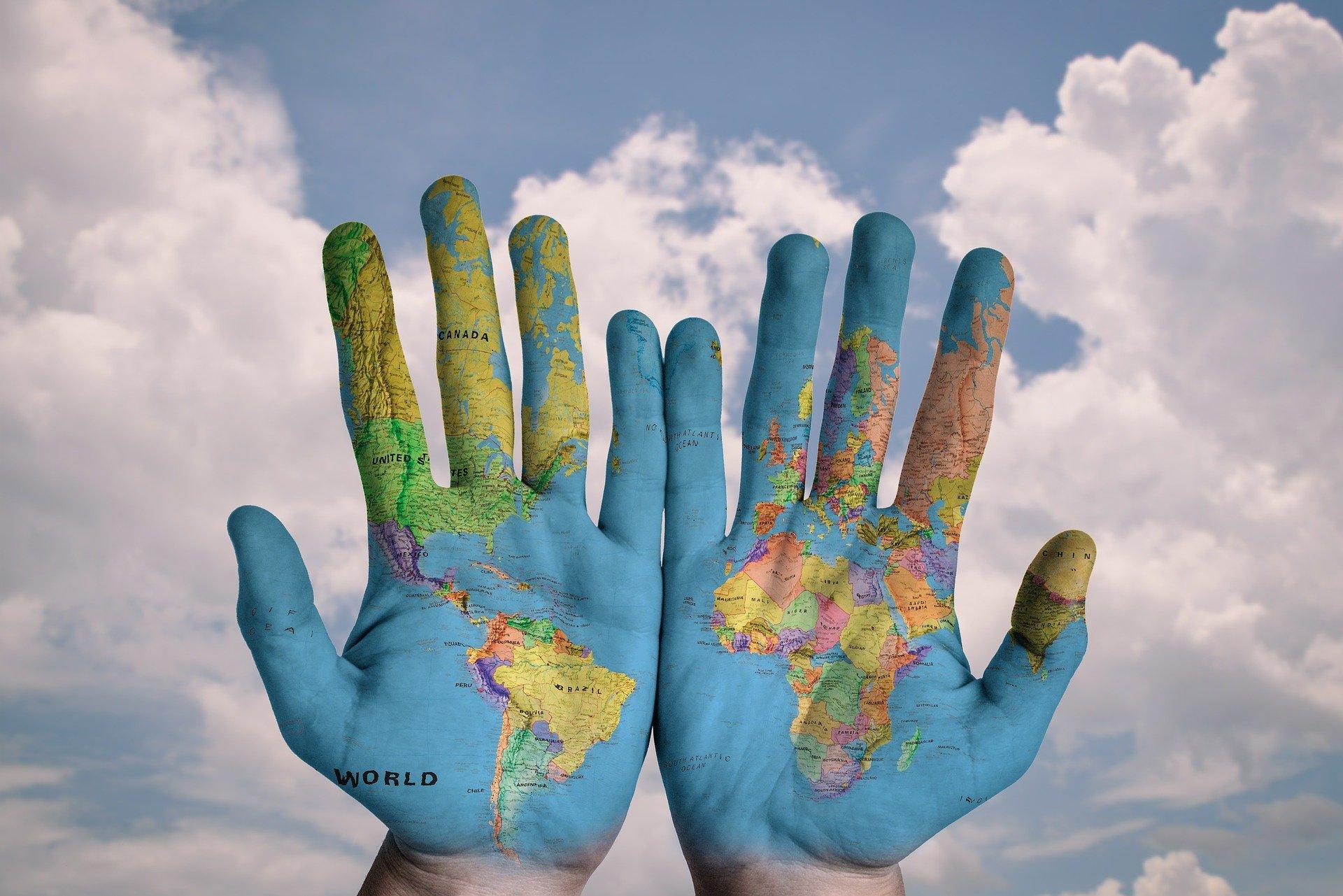 viajantes pelo mundo