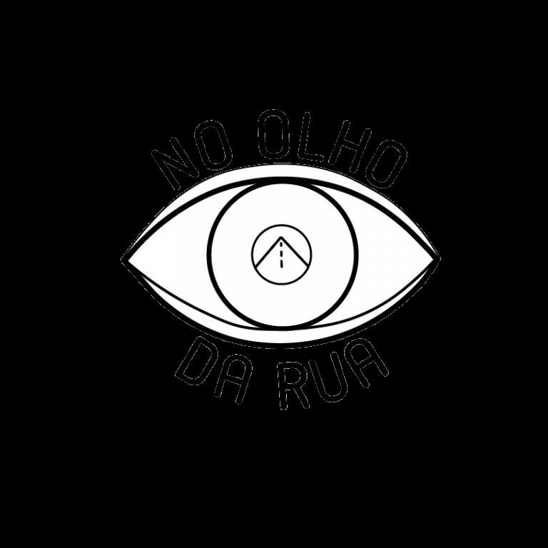Logotipo No Olho da Rua
