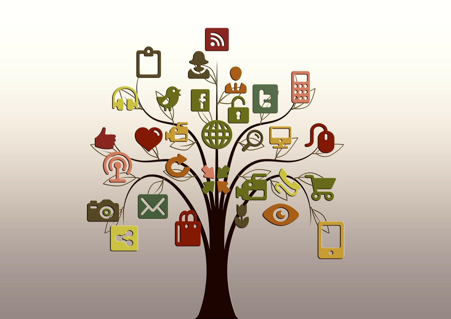 Usar as redes sociais para comunicar com clientes fidelizados