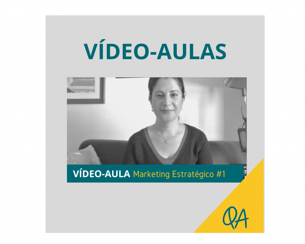 Vídeo-aulas de Marketing Estratégico