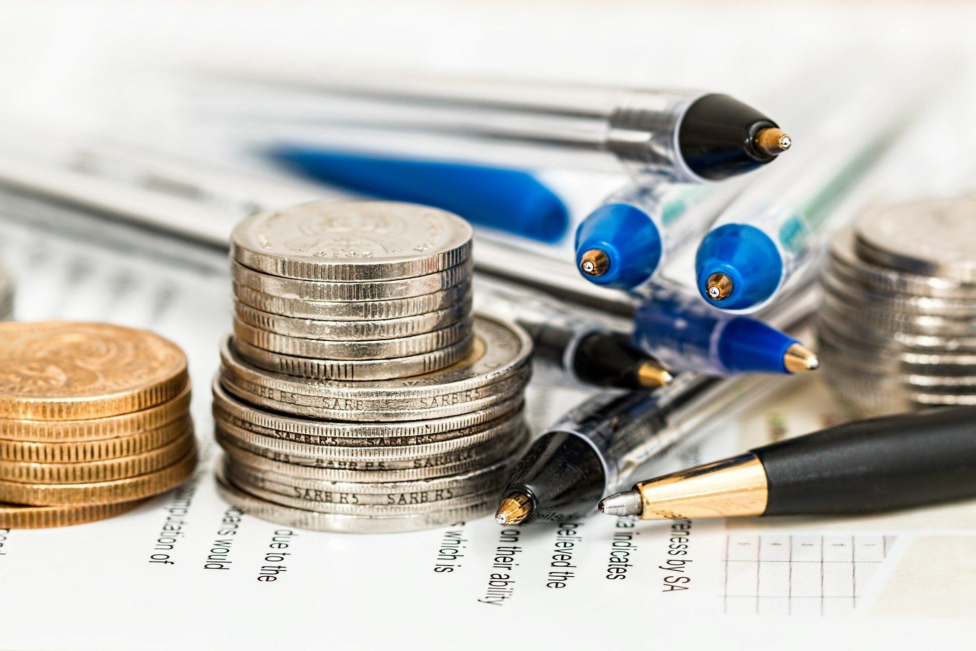 Impostos regulares das empresas