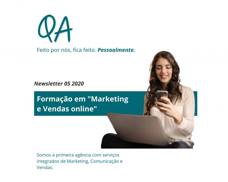 newsletter maio 2020 qa formacao marketing e vendas online