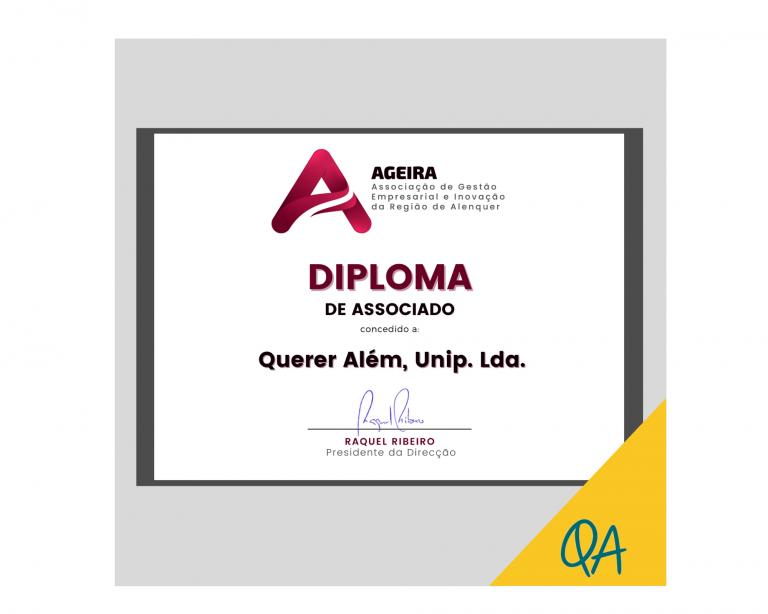 Diploma de Associado AGEIRA