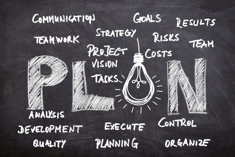 Como elaborar um plano de negócios: Estrutura