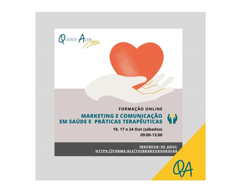 Marketing e Comunicação em Saúde e Práticas Terapêuticas