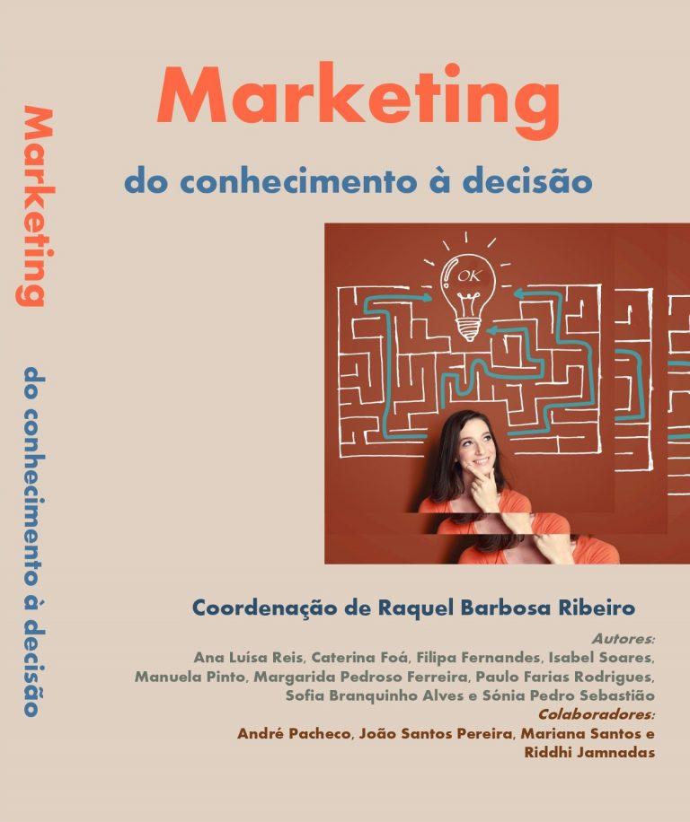 Livro Marketing do conhecimento a decisao